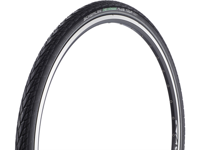 "SCHWALBE Energizer Plus Tour Tyre Performance 28"", wire bead Reflex"